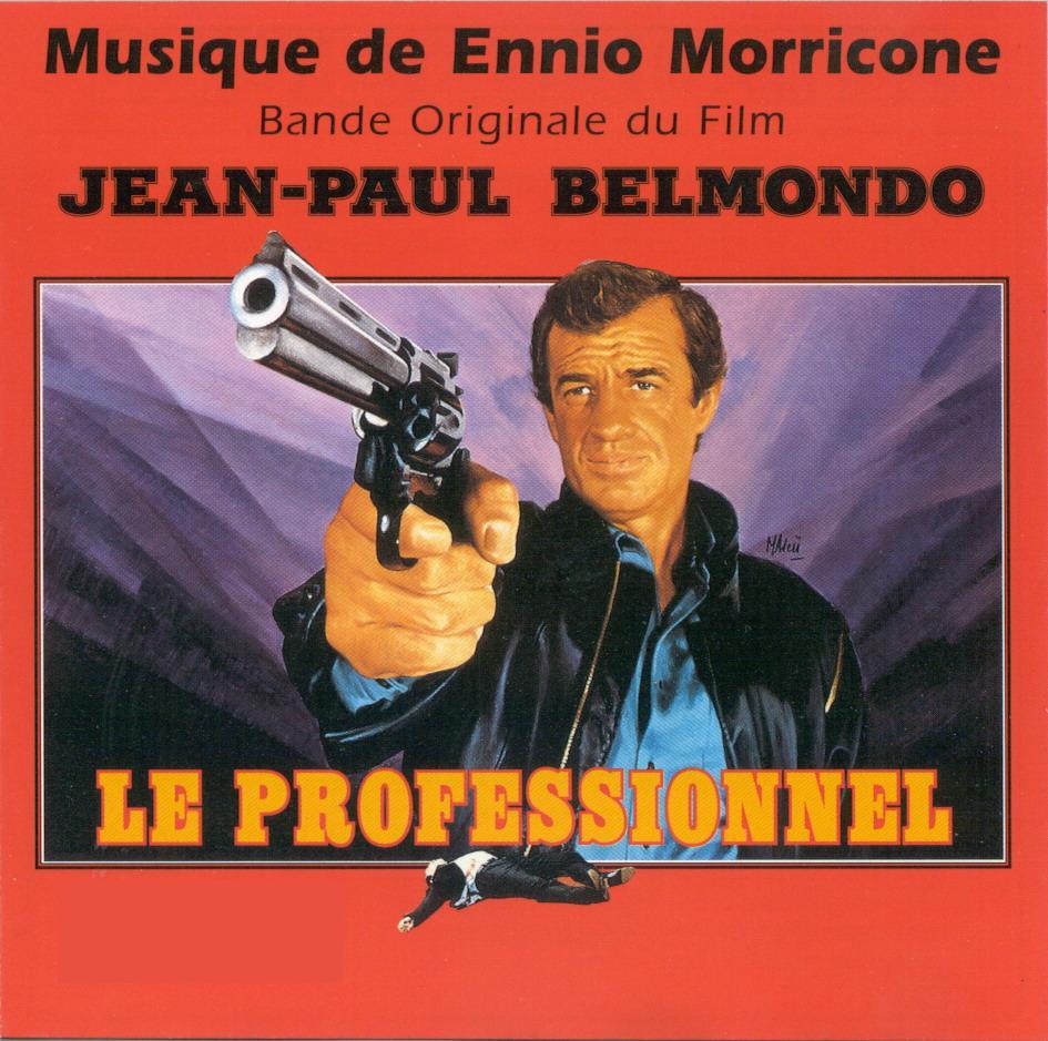 حرفه ای ژان پول بلموندو